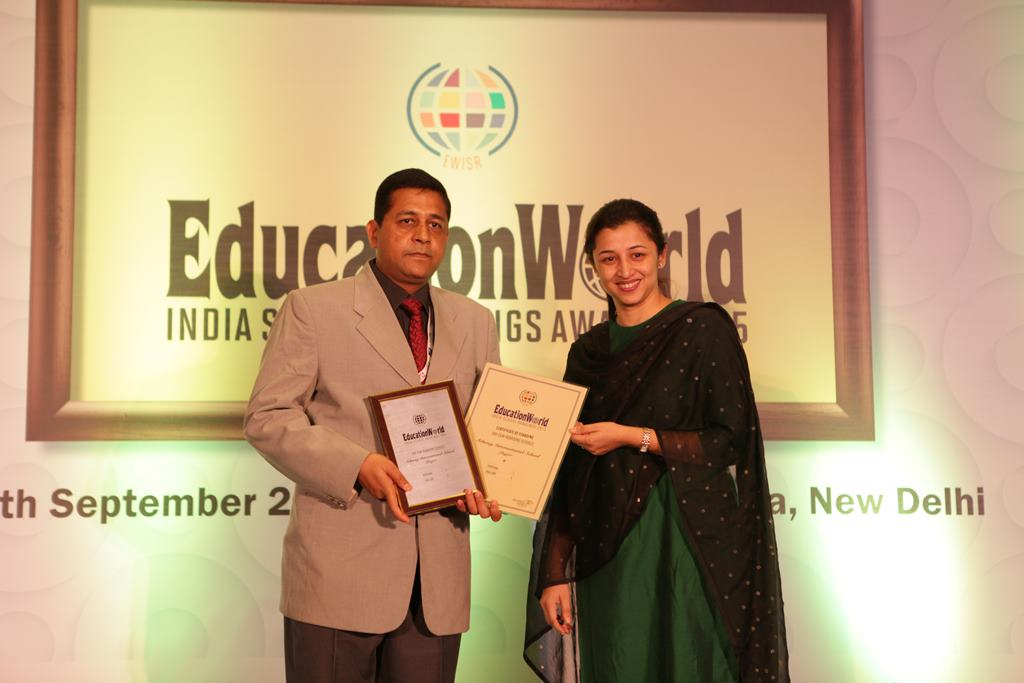All India Day-Cum Boarding Schools ranking 2015 by Education world