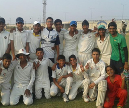 Haryana school state u-17 boys cricket 2015