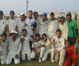 Haryana school state u-17 boys cricket 2015
