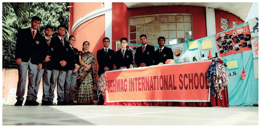 Sehwag International School at National Students Intercultural Exchange Program 2018 (NSIEP)