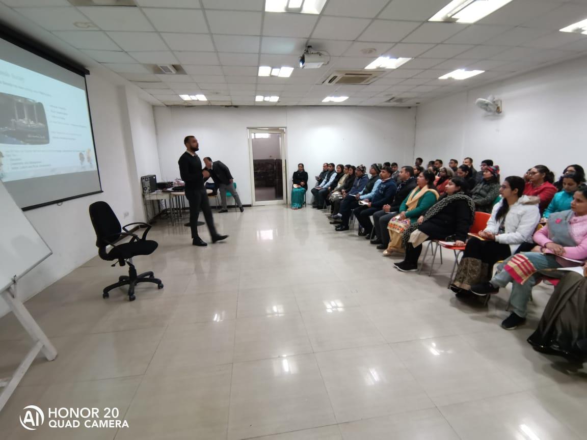 CBSE Workshop on INNOVATIVE PAATHSHALA