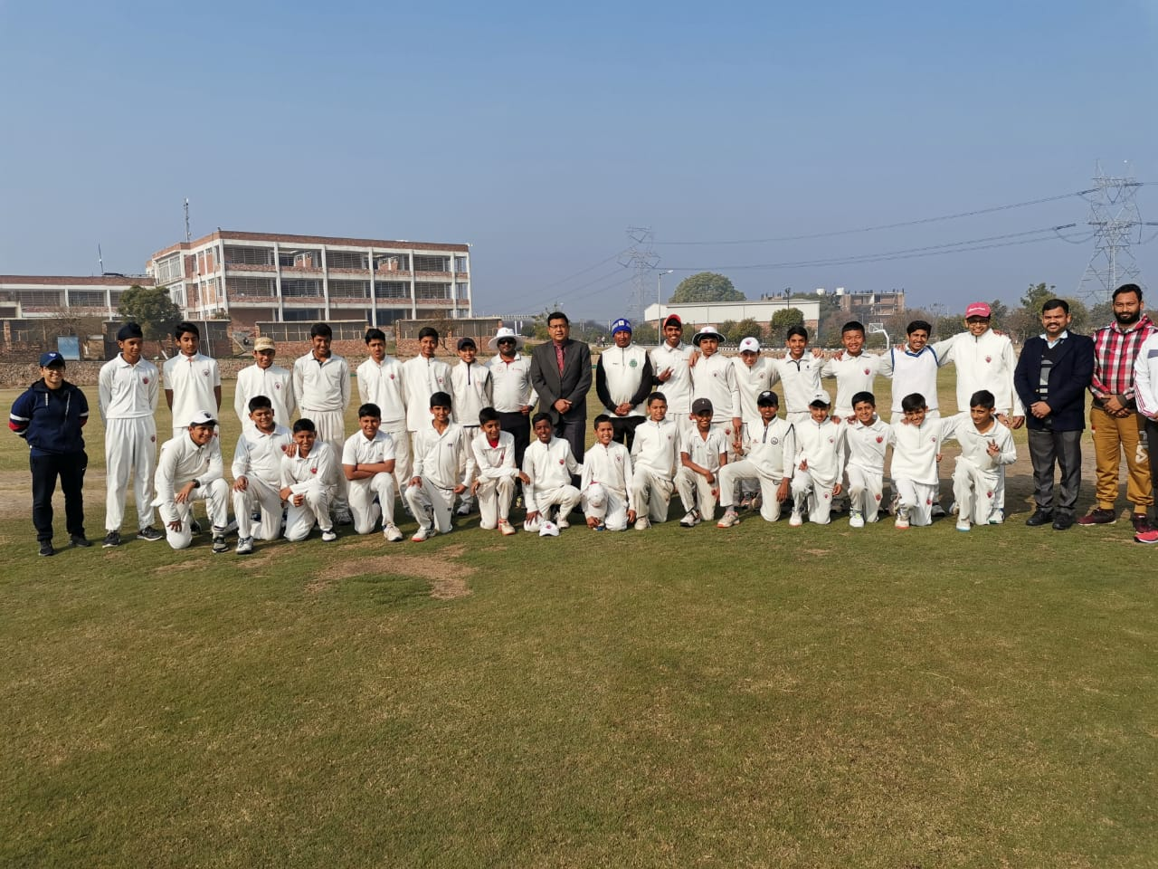 Sehwag Junior Cricket League T-20 from 12 Feb to 19 Feb, 2020